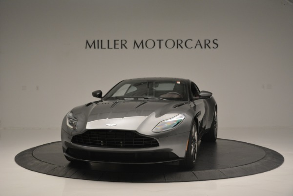 Used 2018 Aston Martin DB11 V12 for sale $167,990 at Bentley Greenwich in Greenwich CT 06830 2