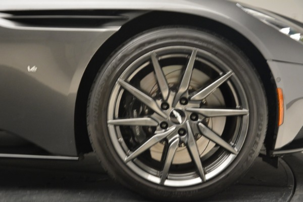 Used 2018 Aston Martin DB11 V12 for sale $167,990 at Bentley Greenwich in Greenwich CT 06830 20