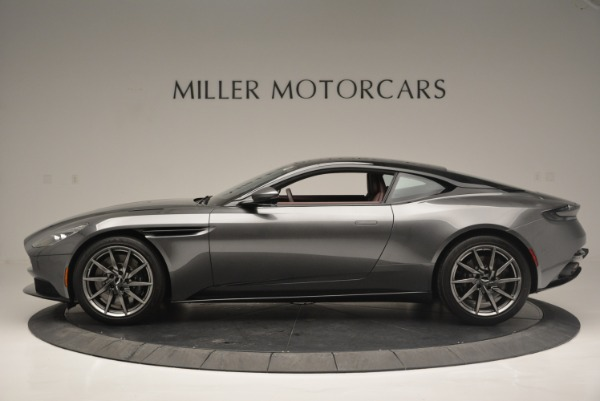 Used 2018 Aston Martin DB11 V12 for sale $167,990 at Bentley Greenwich in Greenwich CT 06830 3