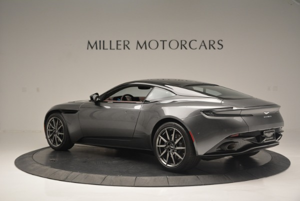 Used 2018 Aston Martin DB11 V12 for sale $167,990 at Bentley Greenwich in Greenwich CT 06830 4
