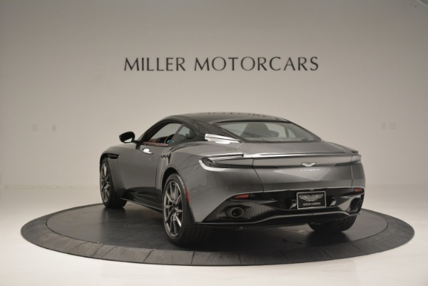 Used 2018 Aston Martin DB11 V12 for sale $167,990 at Bentley Greenwich in Greenwich CT 06830 5