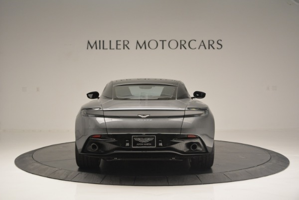 Used 2018 Aston Martin DB11 V12 for sale $167,990 at Bentley Greenwich in Greenwich CT 06830 6