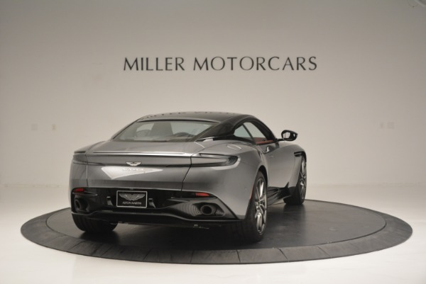 Used 2018 Aston Martin DB11 V12 for sale $167,990 at Bentley Greenwich in Greenwich CT 06830 7