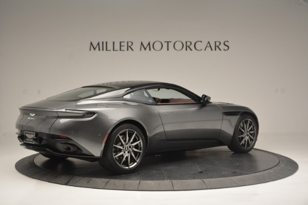 Used 2018 Aston Martin DB11 V12 for sale $167,990 at Bentley Greenwich in Greenwich CT 06830 8