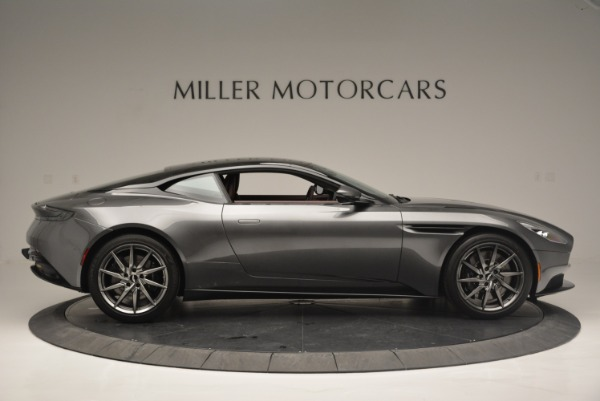 Used 2018 Aston Martin DB11 V12 for sale $167,990 at Bentley Greenwich in Greenwich CT 06830 9
