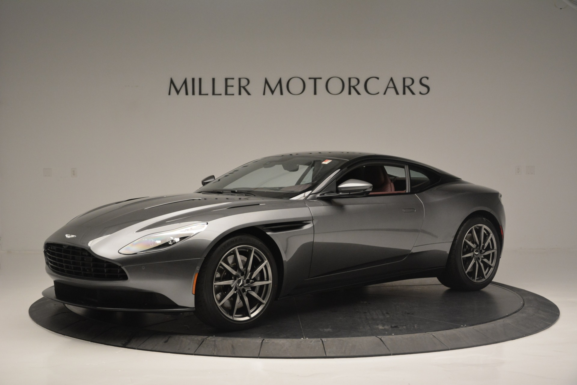New 2018 Aston Martin DB11 V12 Coupe for sale Sold at Bentley Greenwich in Greenwich CT 06830 1