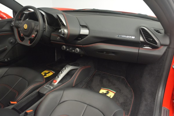 Used 2017 Ferrari 488 GTB for sale Sold at Bentley Greenwich in Greenwich CT 06830 17