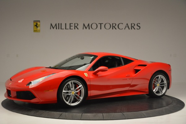Used 2017 Ferrari 488 GTB for sale Sold at Bentley Greenwich in Greenwich CT 06830 2