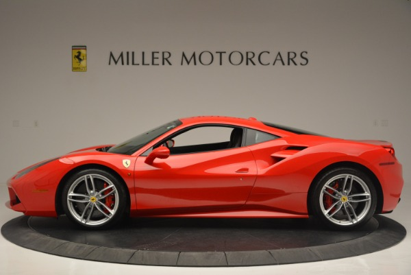 Used 2017 Ferrari 488 GTB for sale Sold at Bentley Greenwich in Greenwich CT 06830 3