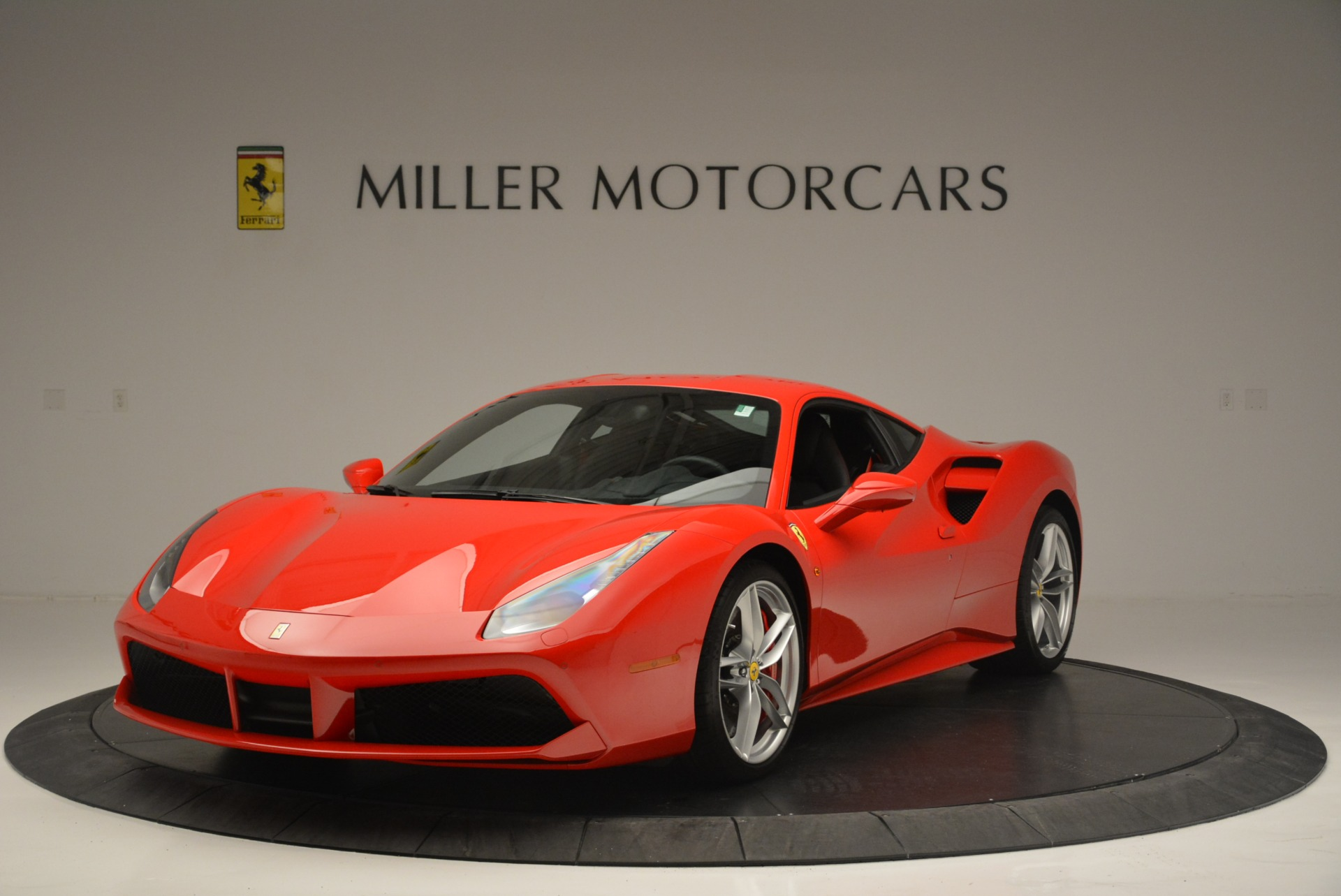 Used 2017 Ferrari 488 GTB for sale Sold at Bentley Greenwich in Greenwich CT 06830 1