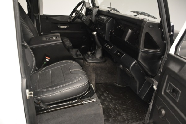 Used 1994 Land Rover Defender 130 Himalaya for sale Sold at Bentley Greenwich in Greenwich CT 06830 19