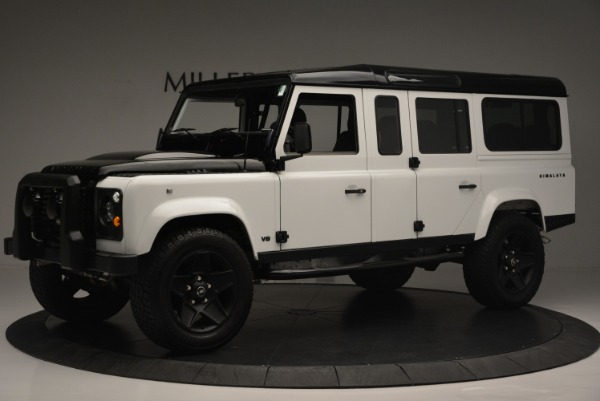Used 1994 Land Rover Defender 130 Himalaya for sale Sold at Bentley Greenwich in Greenwich CT 06830 2