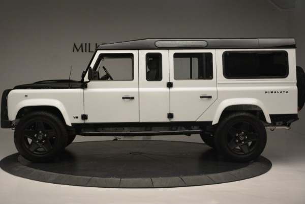 Used 1994 Land Rover Defender 130 Himalaya for sale Sold at Bentley Greenwich in Greenwich CT 06830 3