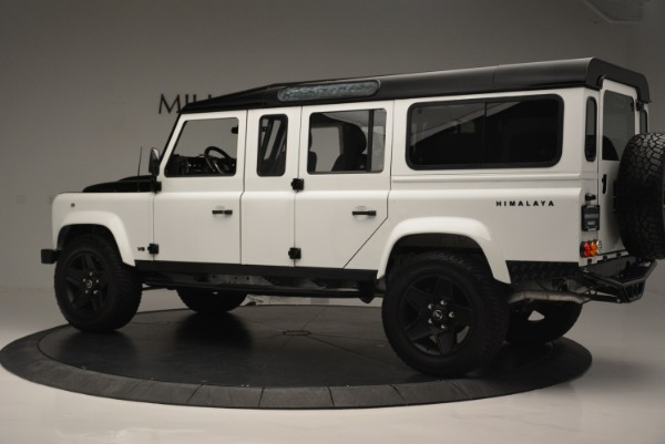 Used 1994 Land Rover Defender 130 Himalaya for sale Sold at Bentley Greenwich in Greenwich CT 06830 4