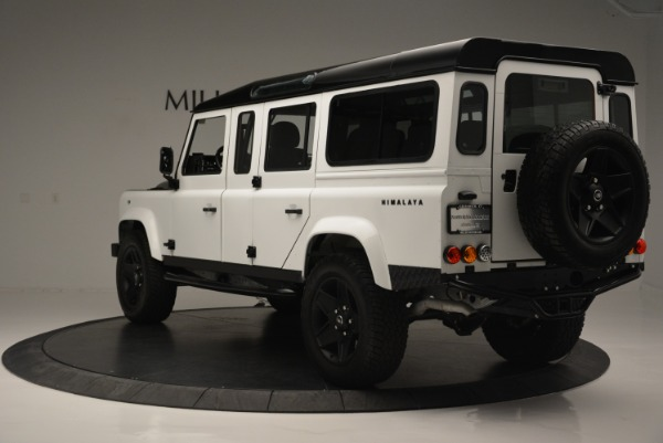 Used 1994 Land Rover Defender 130 Himalaya for sale Sold at Bentley Greenwich in Greenwich CT 06830 5