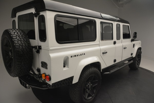 Used 1994 Land Rover Defender 130 Himalaya for sale Sold at Bentley Greenwich in Greenwich CT 06830 8