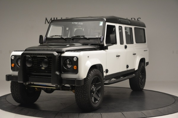 Used 1994 Land Rover Defender 130 Himalaya for sale Sold at Bentley Greenwich in Greenwich CT 06830 1