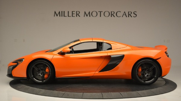 Used 2015 McLaren 650S Spider Convertible for sale Sold at Bentley Greenwich in Greenwich CT 06830 16