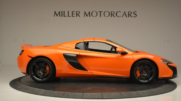 Used 2015 McLaren 650S Spider Convertible for sale Sold at Bentley Greenwich in Greenwich CT 06830 20