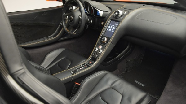 Used 2015 McLaren 650S Spider Convertible for sale Sold at Bentley Greenwich in Greenwich CT 06830 24