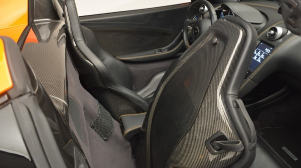 Used 2015 McLaren 650S Spider Convertible for sale Sold at Bentley Greenwich in Greenwich CT 06830 25
