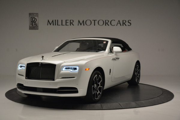 Used 2018 Rolls-Royce Dawn Black Badge for sale Sold at Bentley Greenwich in Greenwich CT 06830 9