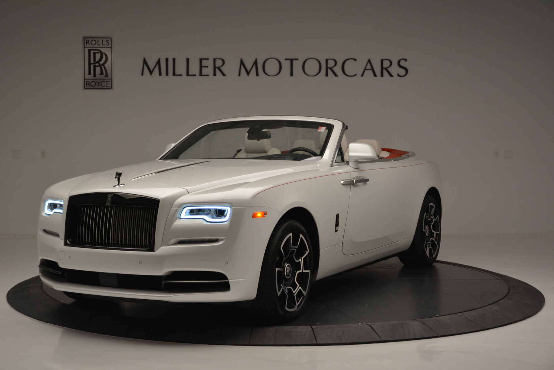 Used 2018 Rolls-Royce Dawn Black Badge for sale Sold at Bentley Greenwich in Greenwich CT 06830 1