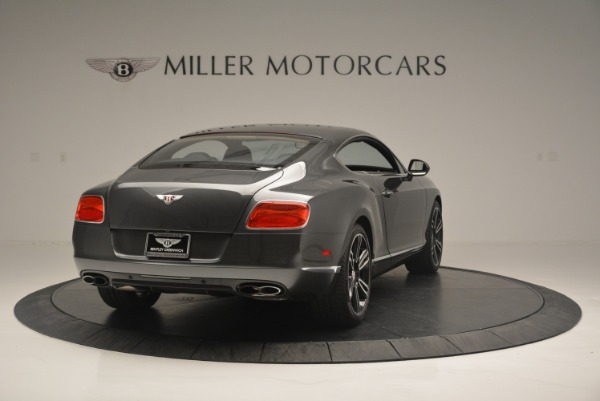 Used 2013 Bentley Continental GT V8 for sale Sold at Bentley Greenwich in Greenwich CT 06830 7