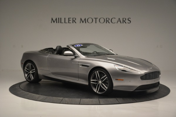 Used 2012 Aston Martin Virage Volante for sale Sold at Bentley Greenwich in Greenwich CT 06830 10