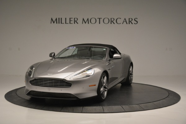 Used 2012 Aston Martin Virage Volante for sale Sold at Bentley Greenwich in Greenwich CT 06830 13