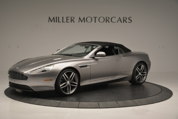 Used 2012 Aston Martin Virage Volante for sale Sold at Bentley Greenwich in Greenwich CT 06830 14