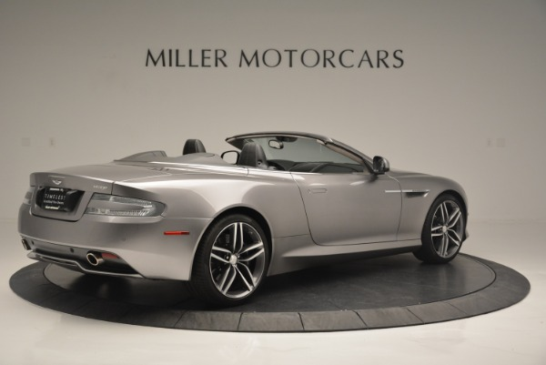 Used 2012 Aston Martin Virage Volante for sale Sold at Bentley Greenwich in Greenwich CT 06830 8