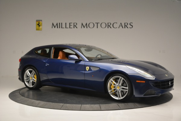 Used 2015 Ferrari FF for sale $165,900 at Bentley Greenwich in Greenwich CT 06830 10
