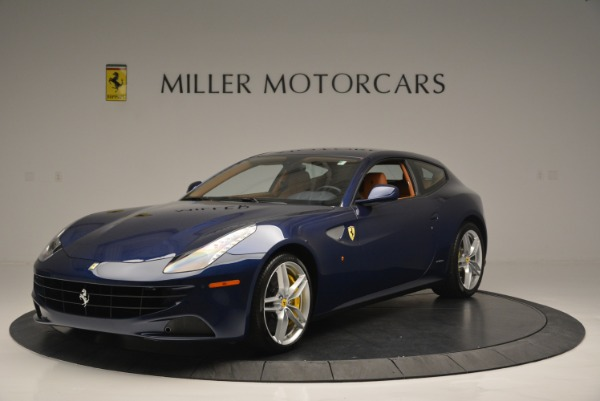 Used 2015 Ferrari FF for sale $165,900 at Bentley Greenwich in Greenwich CT 06830 1