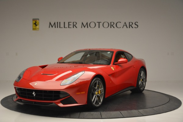 Used 2014 Ferrari F12 Berlinetta for sale Sold at Bentley Greenwich in Greenwich CT 06830 1