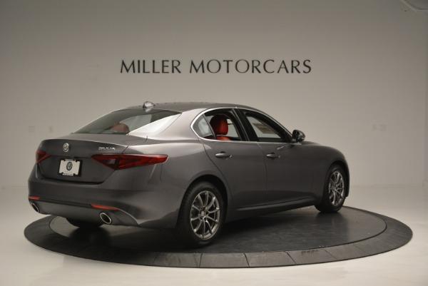 New 2018 Alfa Romeo Giulia Q4 for sale Sold at Bentley Greenwich in Greenwich CT 06830 10