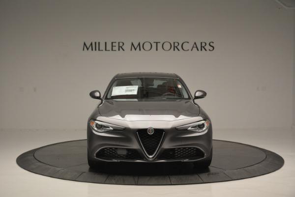 New 2018 Alfa Romeo Giulia Q4 for sale Sold at Bentley Greenwich in Greenwich CT 06830 17