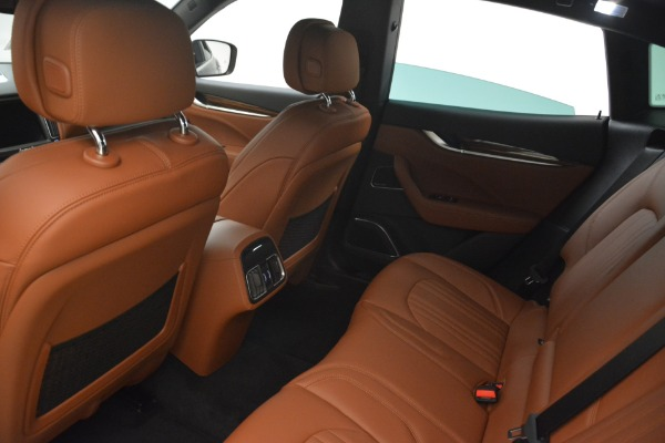New 2018 Maserati Levante S Q4 GranLusso for sale Sold at Bentley Greenwich in Greenwich CT 06830 19