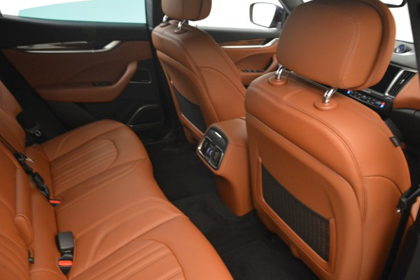 New 2018 Maserati Levante S Q4 GranLusso for sale Sold at Bentley Greenwich in Greenwich CT 06830 22