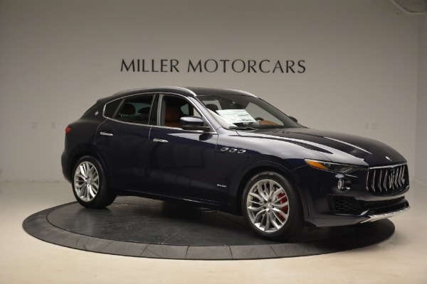 New 2018 Maserati Levante S Q4 GranLusso for sale Sold at Bentley Greenwich in Greenwich CT 06830 8