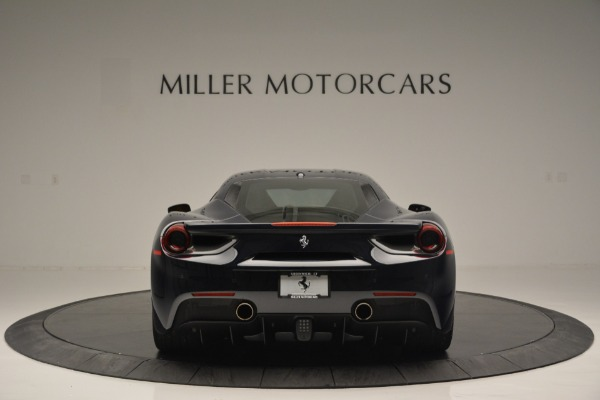 Used 2018 Ferrari 488 GTB for sale Sold at Bentley Greenwich in Greenwich CT 06830 6
