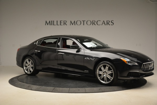 New 2018 Maserati Quattroporte S Q4 GranLusso for sale Sold at Bentley Greenwich in Greenwich CT 06830 10