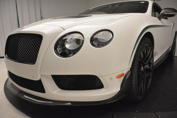 Used 2015 Bentley GT GT3-R for sale Sold at Bentley Greenwich in Greenwich CT 06830 21