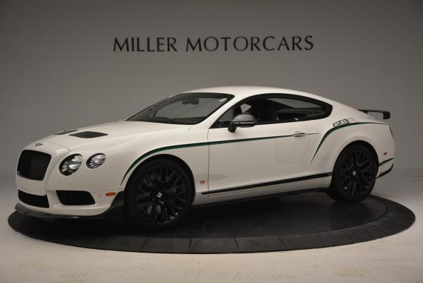 Used 2015 Bentley GT GT3-R for sale Sold at Bentley Greenwich in Greenwich CT 06830 3