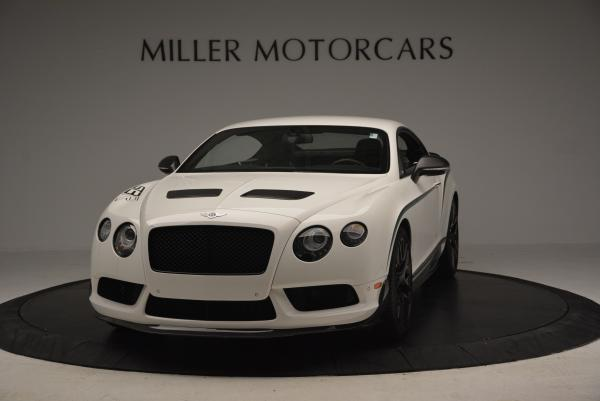 Used 2015 Bentley GT GT3-R for sale Sold at Bentley Greenwich in Greenwich CT 06830 1