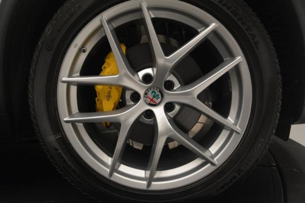 Used 2018 Alfa Romeo Stelvio Ti Sport Q4 for sale $32,900 at Bentley Greenwich in Greenwich CT 06830 26