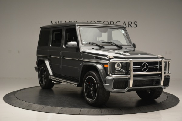 Used 2017 Mercedes-Benz G-Class AMG G 63 for sale Sold at Bentley Greenwich in Greenwich CT 06830 11