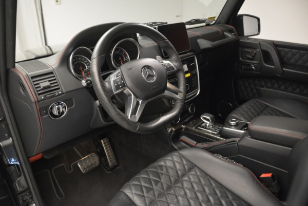 Used 2017 Mercedes-Benz G-Class AMG G 63 for sale Sold at Bentley Greenwich in Greenwich CT 06830 13