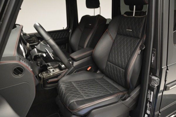 Used 2017 Mercedes-Benz G-Class AMG G 63 for sale Sold at Bentley Greenwich in Greenwich CT 06830 15