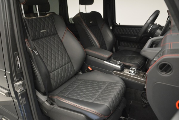 Used 2017 Mercedes-Benz G-Class AMG G 63 for sale Sold at Bentley Greenwich in Greenwich CT 06830 20
